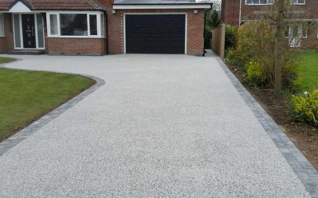 What goes in to a Resin Bound Driveway?