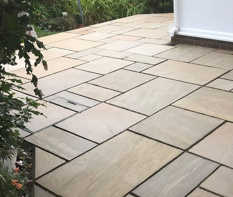 How do I understand I am buying good quality Indian sandstone paving?