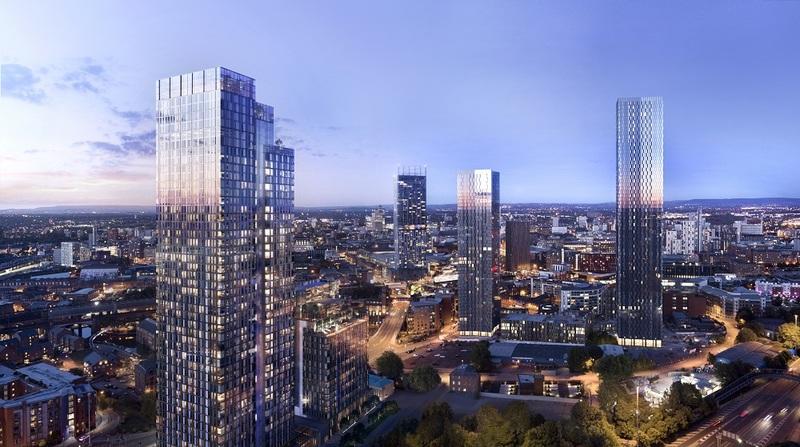 Greater Manchester Skyline