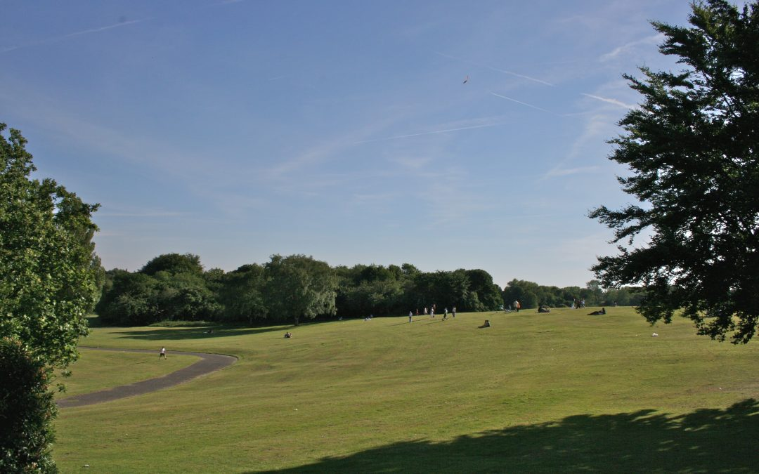 Manchester city centre's best parks and outdoor spaces.