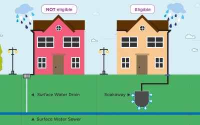 Specifically exactly how to improve surface water drainage.